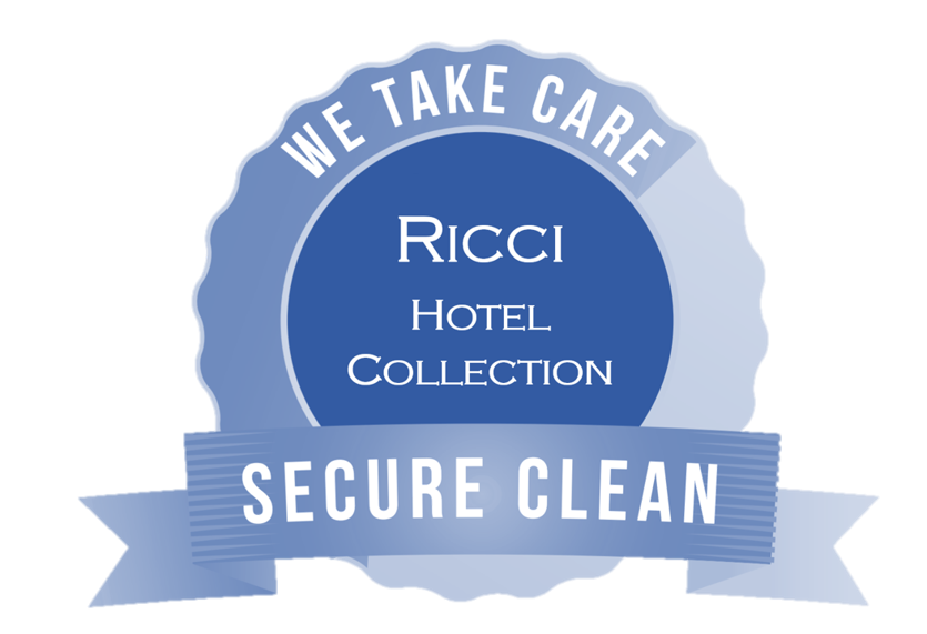 Secure clean badge - Ricci Collection